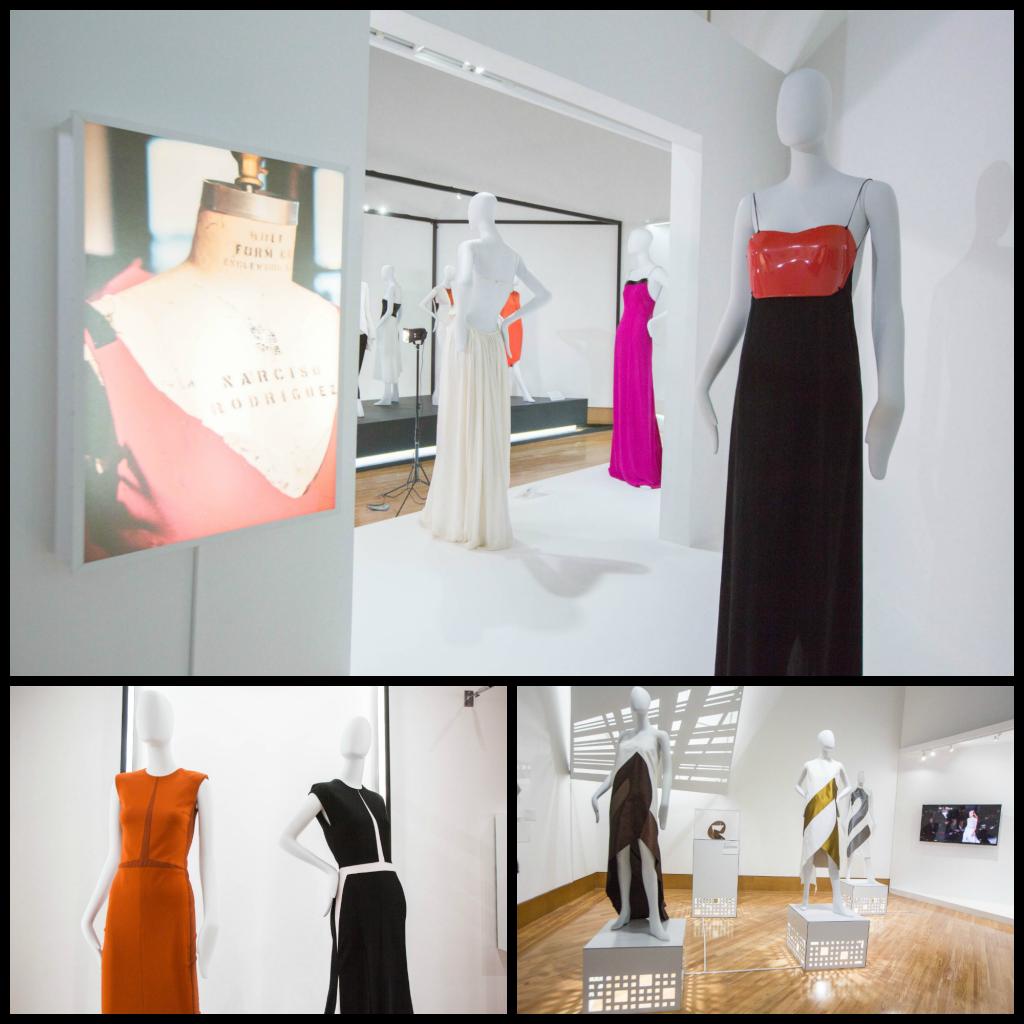 Narciso Rodriguez exhibit at FIU