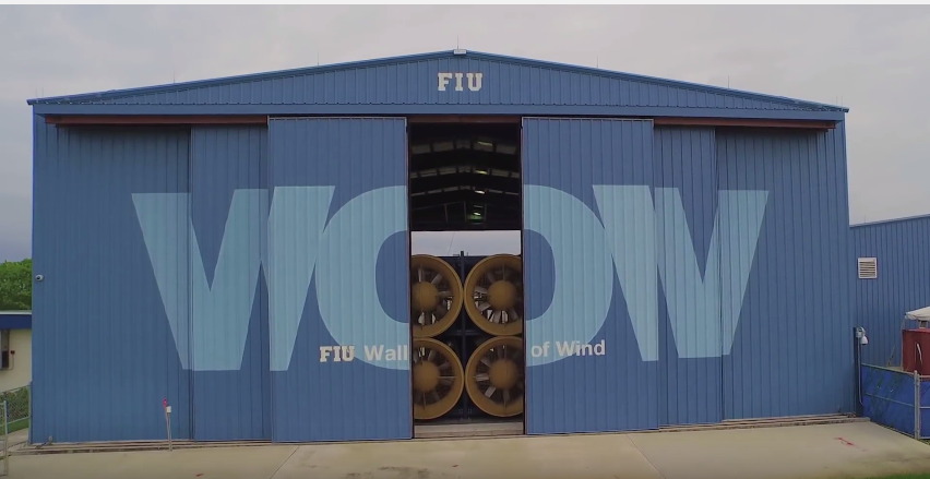FIU's Wall of Wind