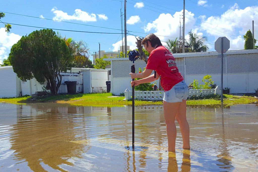SCJ student Nomi Hernandez-Leiva