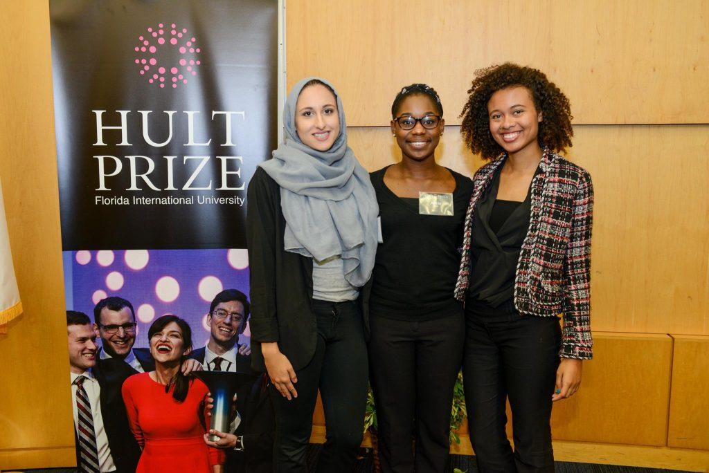 FIU Hult Prize Team