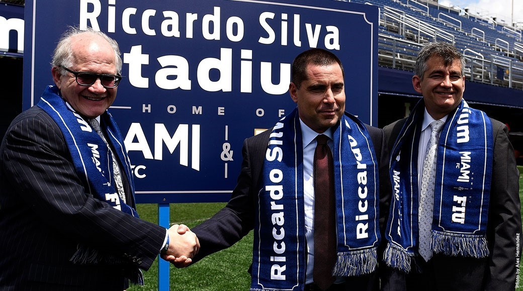 Mark B. Rosenberg, Riccardo Silva, Pete Garcia