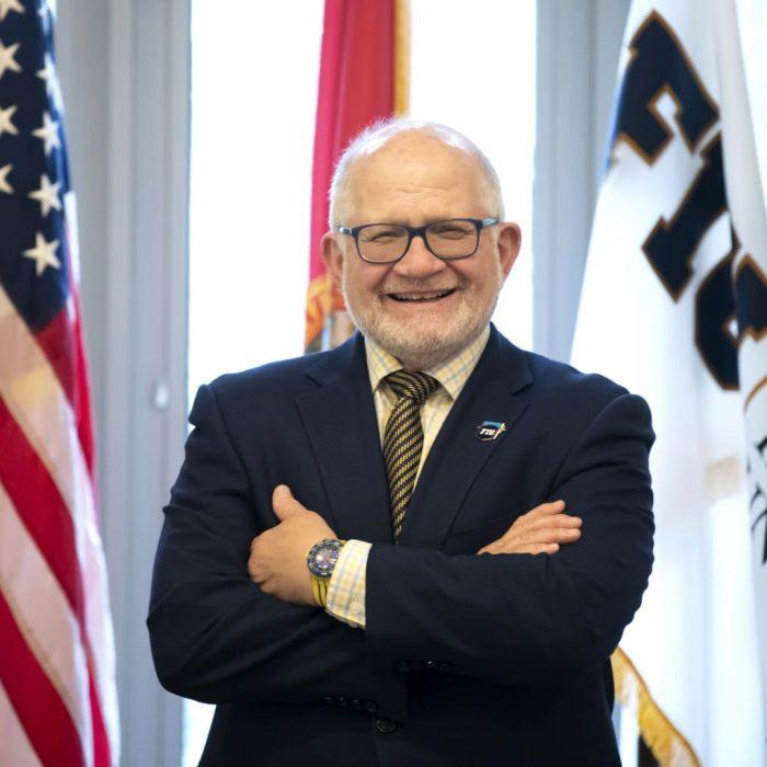 President Mark B. Rosenberg
